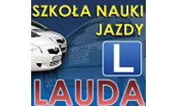 Lauda nauka jazdy logo