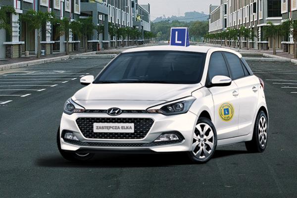 Zastepcza ELka Hyundai I20